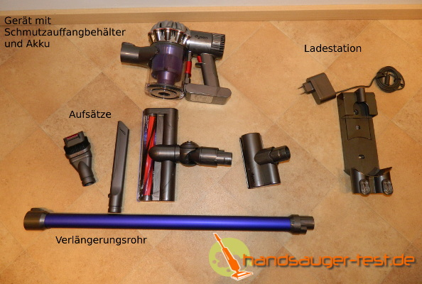 dyson dc 62 animalpro handstaubsauger im test. Black Bedroom Furniture Sets. Home Design Ideas