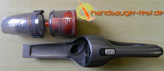 PowerDuoPro-Akkusauger Einzeltteile