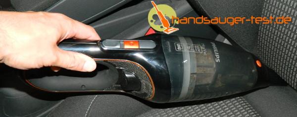 Autostaubsauger von Philips